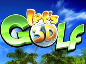 Let's Golf! 3D sur 3DS