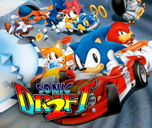 Sonic Drift 2 sur 3DS