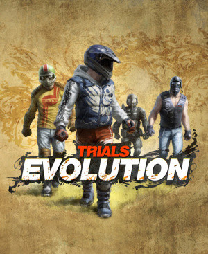 Trials Evolution sur 360
