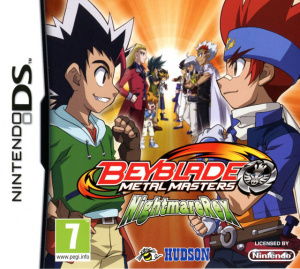 Beyblade : Metal Masters sur DS