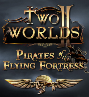 Two Worlds II : Pirates of the Flying Fortress sur 360