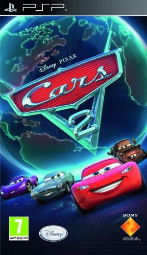 Cars 2 sur PSP