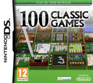 100 Classic Games sur DS