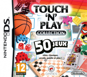 Touch 'N' Play Collection sur DS