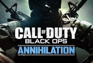 Call of Duty : Black Ops - Annihilation sur 360