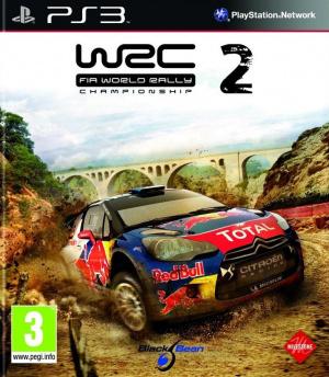 WRC 2 sur PS3