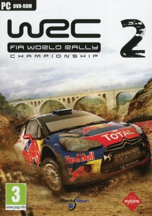 WRC 2 sur PC