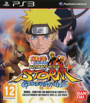 Naruto Shippuden : Ultimate Ninja Storm Generations sur PS3