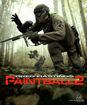 Greg Hastings Paintball 2 sur PS3