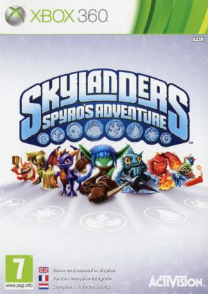 Skylanders : Spyro's Adventure sur 360