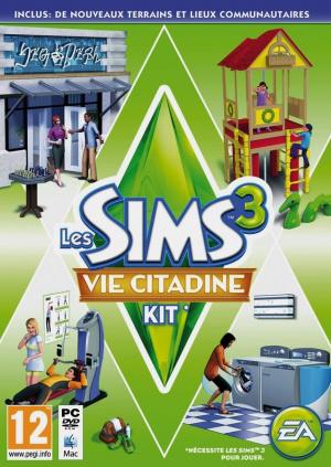 Les Sims 3 : Vie Citadine Kit sur PC