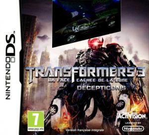 Transformers 3 : La Face Cachée de la Lune - Decepticons sur DS