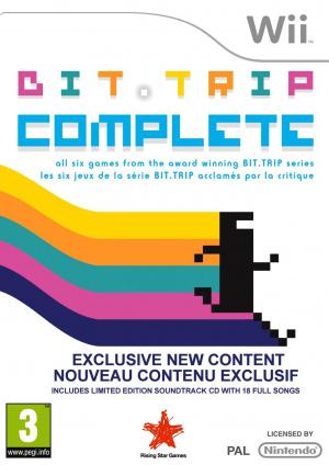 Bit.Trip Complete sur Wii