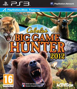 Cabela's Big Game Hunter 2012 sur PS3