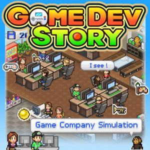 Game Dev Story sur iOS