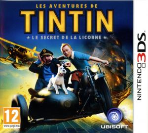 Les Aventures de Tintin : Le Secret de la Licorne sur 3DS