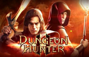 Dungeon Hunter 2 sur Android