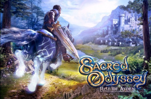 Sacred Odyssey : Rise of Ayden sur Android