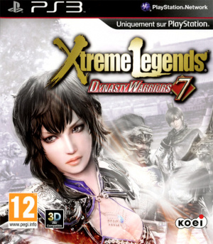 Dynasty Warriors 7 : Xtreme Legends sur PS3