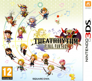 Theatrhythm Final Fantasy sur 3DS