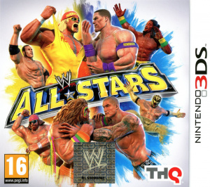 WWE All Stars sur 3DS