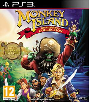Monkey Island Edition Spéciale : Collection sur PS3