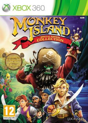 Monkey Island Edition Spéciale : Collection sur 360