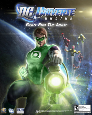 DC Universe Online : Fight for the Light