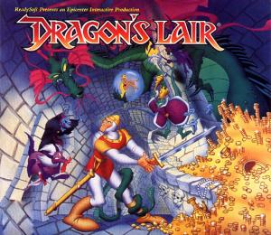 Dragon's Lair sur PSP