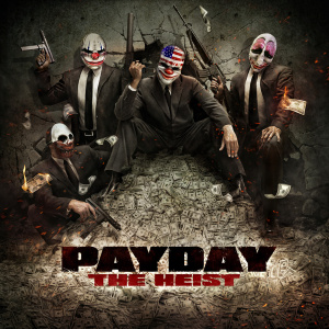 Payday : The Heist sur PS3
