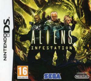 Aliens : Infestation sur DS