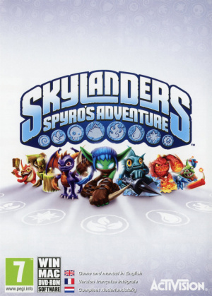 Skylanders : Spyro's Adventure sur PC