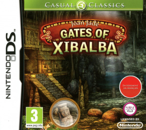 Joan Jade and the Gates of Xibalba sur DS