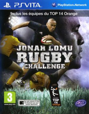 Jonah Lomu Rugby Challenge sur Vita