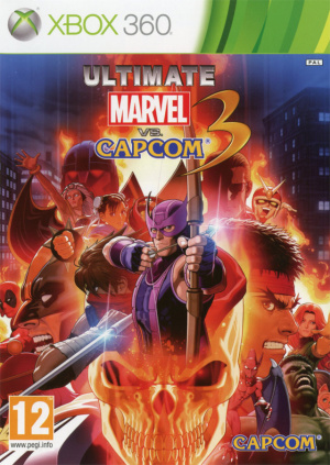 Ultimate Marvel vs. Capcom 3 sur 360