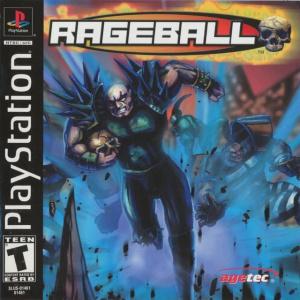 Rageball sur PS1