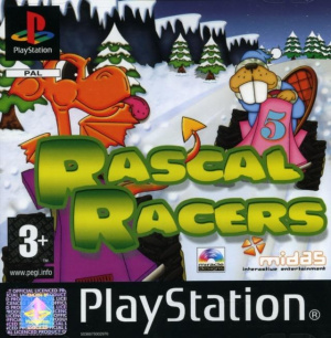 Rascal Racers sur PSP