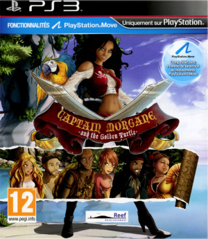 Captain Morgane et la Tortue d'Or sur PS3