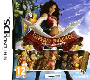 Captain Morgane et la Tortue d'Or sur DS