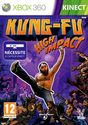 Kung-Fu High Impact sur 360