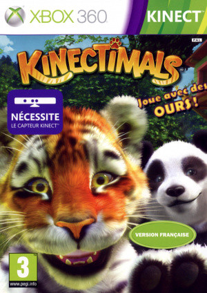 Kinectimals : Joue avec des Ours ! sur 360