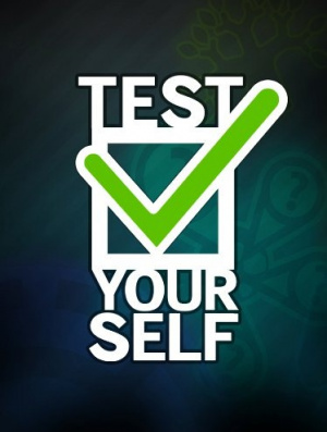Test Yourself sur PS3