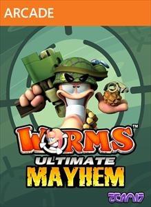 Worms Ultimate Mayhem sur 360