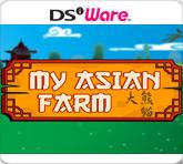 My Asian Farm sur DS