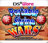 GO Series Portable Shrine Wars sur DS