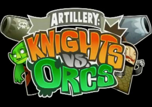 Artillery : Knights vs. Orcs sur DS