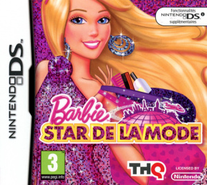 Barbie : Star de la Mode sur DS
