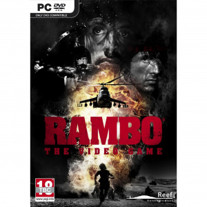 Rambo The Video Game sur PC