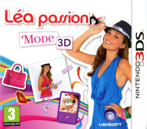 Léa Passion Mode 3D.EUR.3DS-CONTRAST