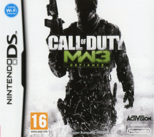 Call of Duty : Modern Warfare 3 - Defiance sur DS